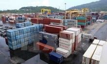 da nang port handles first tonne of cargo of 2017