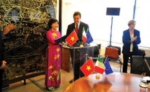 vietnam italy trade investment thrive