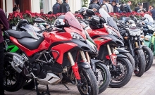 high engine motorbikes stir domestic market