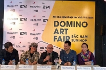 over 160 artists to join domino art fair