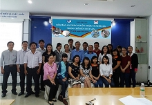 training course water and ice source safety assurance in seafood processing enterprises