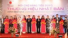 japanese consumer product fair opens in hanoi