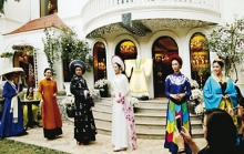lanhuong fashion house new tourist attraction