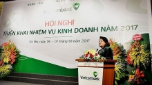 vietcombank reports pre tax profits of vnd8212 billion