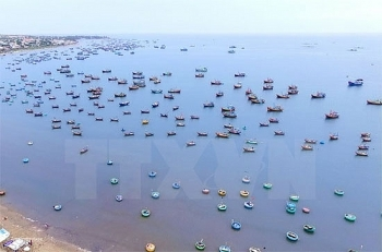 vietnam to sign mou on sea and fishery cooperation with indonesia