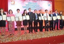 30 firms win top brand award