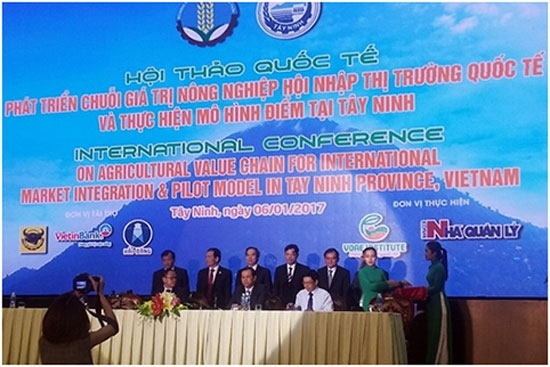 tay ninh province plans higher income for farmers