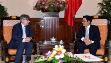 vietnam one of spains important partners