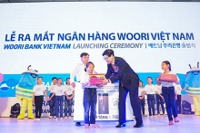 woori bank vietnam sets up hanoi branch