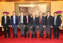aiib eyes infrastructure development in vietnam