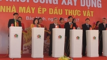 work starts on us 528 million plant oil extraction factory in bac ninh