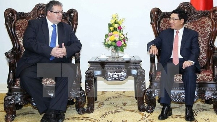 framework agreement on credit cooperation to boost viet nam hungary ties