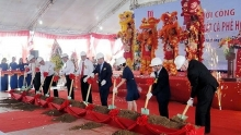 work starts on instant coffee manufacturing facility in dong nai