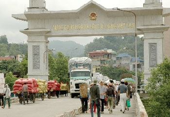 vietnams lao cais gateway to china and beyond