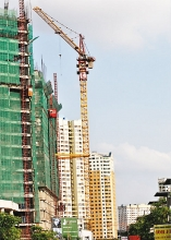 real estate market grows steadily