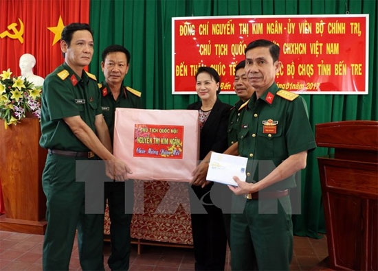 na state leaders pay tet visits to disadvantaged people