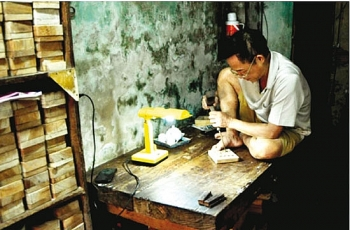 hanoi a capital of traditional crafts