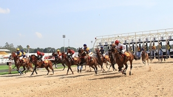 dai nam racecourse inaugurated in binh duong province