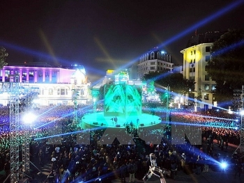 hanoi hosts cultural activities to welcome new year