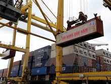 da nang port handle first cargo batch of 2018