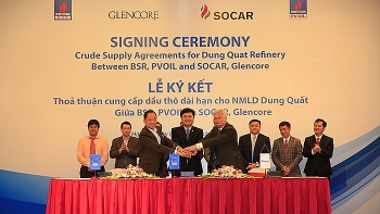 vietnam inks crude oil supply deals with socar glencore