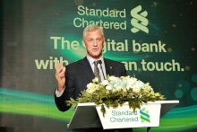 standard chartered vietnam launches new branch in ho chi minh city
