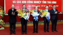 establishment decision of thai binh economic zone announced