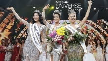 e de ethnic minority beauty crowned miss universe vietnam 2017