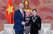 vietnam keen to deepen comprehensive partnership with us top legislator