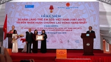 vietnam sos childrens village receives labor order