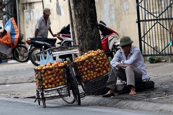 hanoi seeks to protect sidewalks from drivers