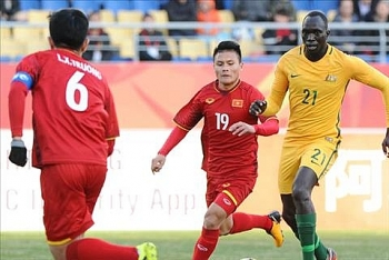 vietnams football makes history with victory over australia in u 23 asian cup