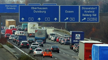 german economy grew last year at fastest rate since 2011
