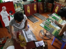hanoi has eight more craft villages
