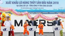 vietnam ships first batch of seafood abroad in 2018