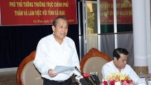 ca mau asked to raise competitiveness for further development