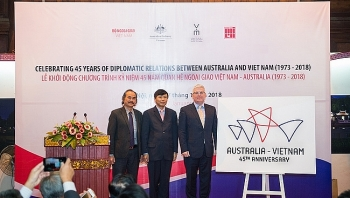 vietnam australia boost cooperation in 2018
