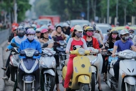 sale of motorcycles up in 2017