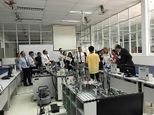 vietnam uk intensify cooperation in occupational education