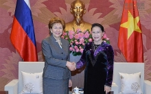 vietnam prioritises strengthening partnership with russia