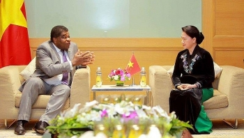 ipu pledges cooperation with vietnam in realising sdgs