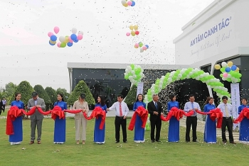 vietnams first smart fertilizer factory opened in tra vinh