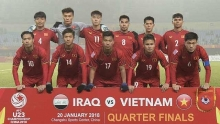 international media praises vietnams victory at afc u23 tournament