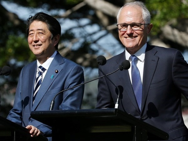 australia japan pledge to sign cptpp by march