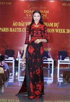 ao dai collection opens paris fashion week haute couture 2018