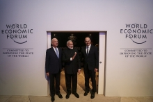 world economic forum opens in davos