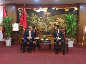 kagoshima prefectures firms wish to invest in vietnam