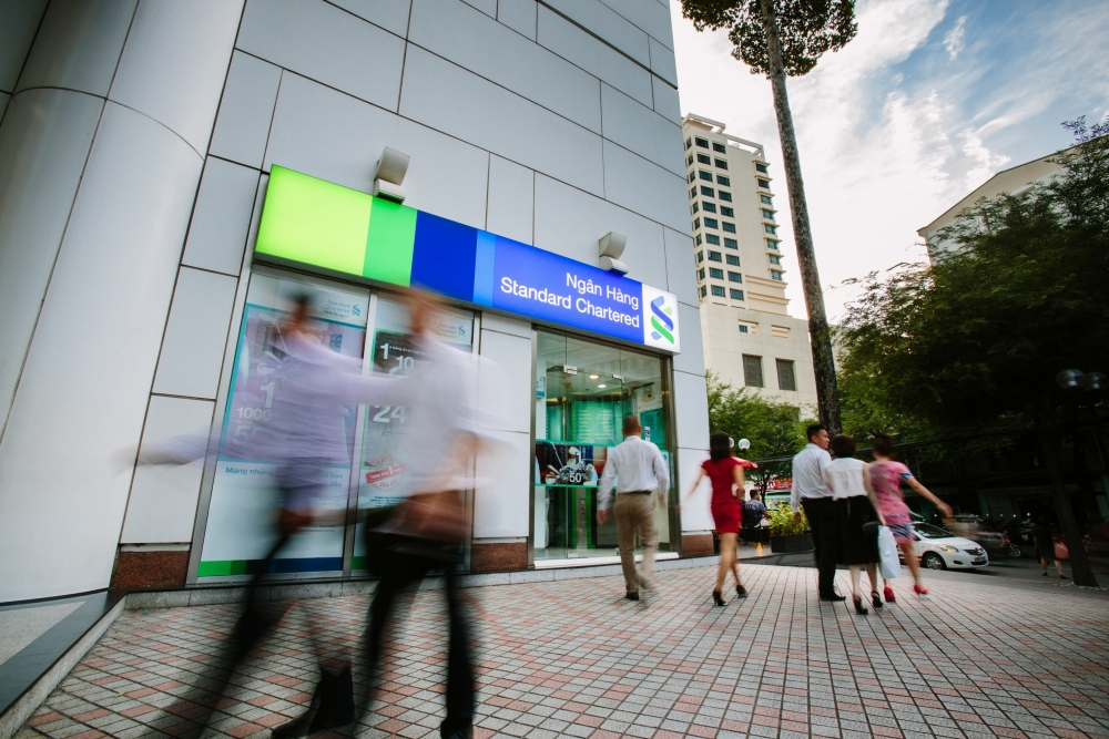 standard chartered bank vietnam recognized as an outstanding member by the vietnam securities depository