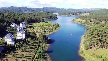 da lats tuyen lam lake site recognised as national tourism site
