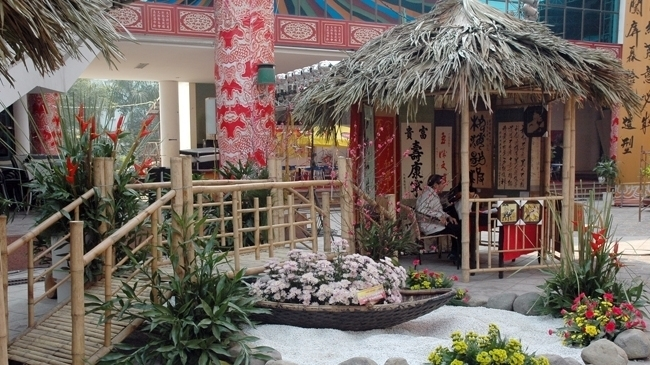 spring fair to bring early tet atmosphere to hanoians